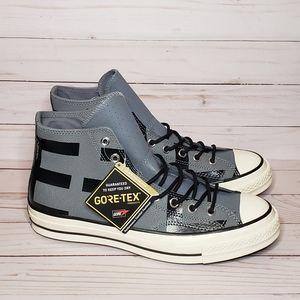 NEW Converse Mens Chuck 70 Hi Gore-Tex Leather sz9